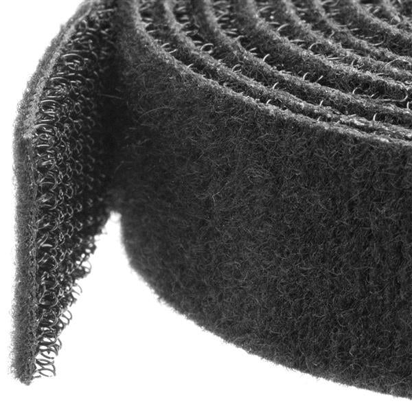 StarTech Accessory  100 foot Hook-and-Loop Cable Tie Bulk Roll Retail (HKLP100) - V&L Canada