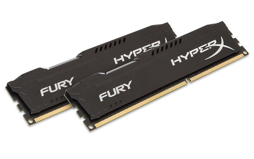 Kingston HyperX Fury 16GB Kit (2x8GB) 1333MHz DDR3 CL9 DIMM (HX313C9FBK2/16)