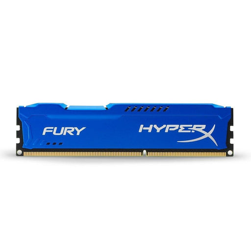Kingston HyperX FURY 8GB Kit (2x4GB) 1866MHz DDR3 CL10 DIMM - Blue (HX318C10FK2/8)