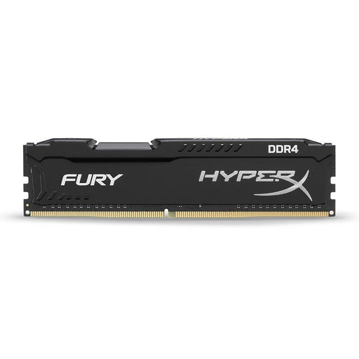 Kingston HyperX FURY Black 4GB  DDR4, 2133MHZ, CL14, 1.2V, 288-pin DIMM (HX421C14FB/4)