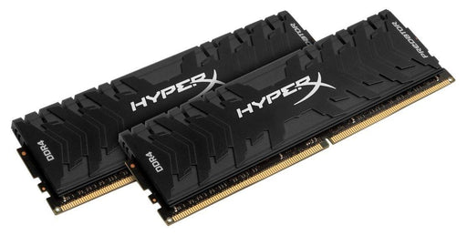 KINGSTON HX424C12PB3K2/32 HyperX Predator Black 32GB 2400MHz DDR4 CL12 DIMM Kit of 2 XMP