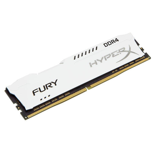 HyperX Fury White 64GB 2400MHz DDR4 CL15 DIMM Kit of 4 (HX424C15FWK4/64) - V&L Canada