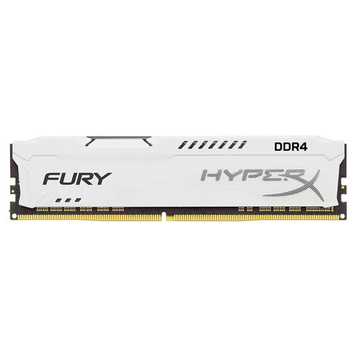 HyperX Fury White 64GB 2666MHz DDR4 CL16 DIMM Kit of 4 (HX426C16FWK4/64) - V&L Canada