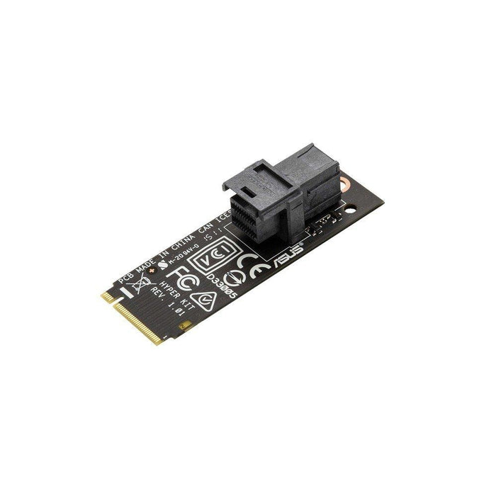 Asus Accessory HYPER KIT EXPANSION CARD M.2 to Mini SAS HD PCI Express Supported Retail - V&L Canada