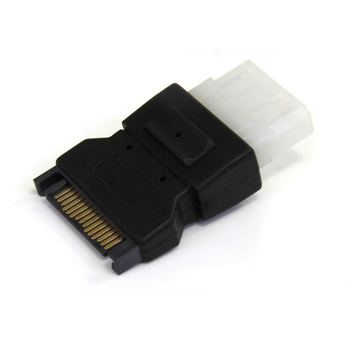 StarTech Accessory LP4SATAFM SATA to LP4 Power Cable Adapter F/M Retail