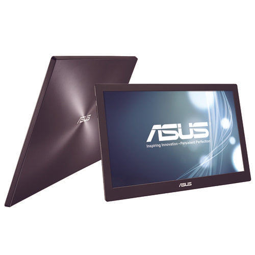 Asus LCD MB168B LED Backlight 15.6inch USB-Powered portable Monitor Retail - V&L Canada