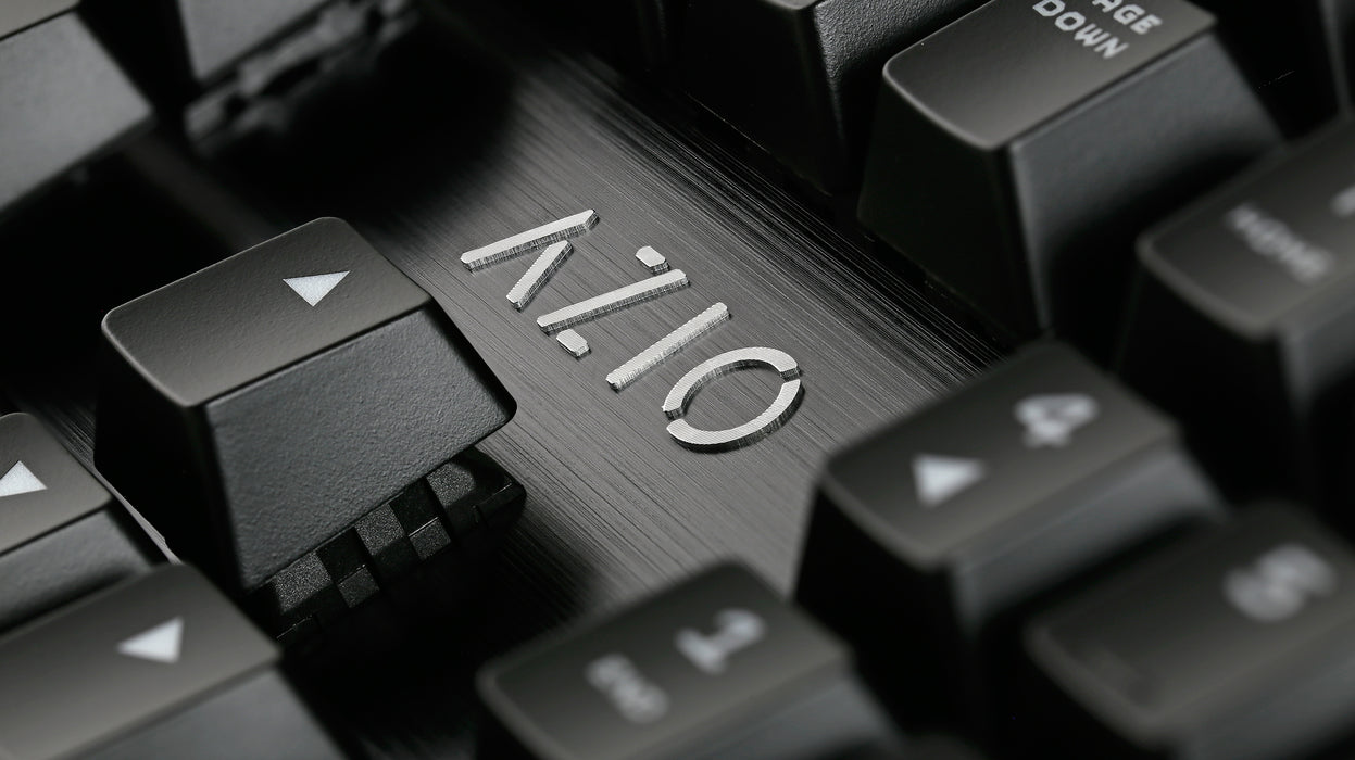 AZIO Backlit Mechanical Gaming Keyboard (MGK1-K) - V&L Canada