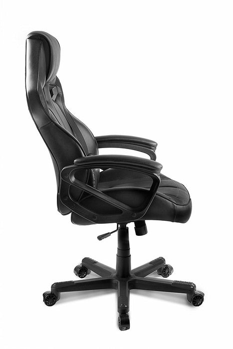 AROZZI Milano Enhanced Gaming Chair, Black (MILANO-BK) - V&L Canada
