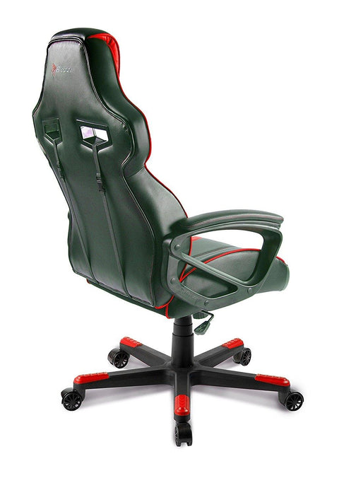 Arozzi Milano Enhanced Gaming Chair, Red (MILANO-RD) - V&L Canada