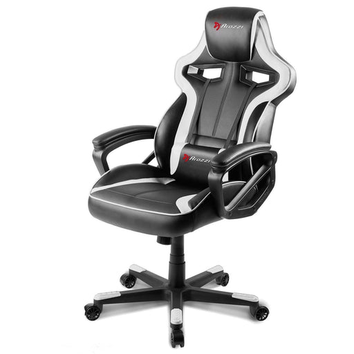 AROZZI Milano Enhanced Gaming Chair, White (MILANO-WT) - V&L Canada