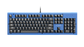 AZIO MK Hue Blue USB Backlit Mechanical Keyboard (Outemu Brown) (MK-HUE-BU) - V&L Canada
