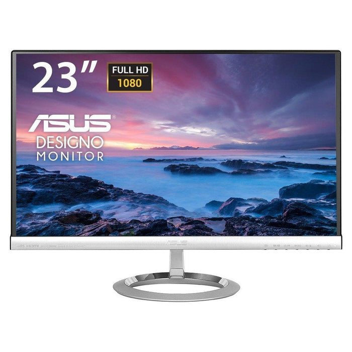 Asus LCD MX239H LED Backlight23inch Wide 5ms 80000000:1 1920x1080 HDMI/VGA/DVI-D Speaker Retail - V&L Canada