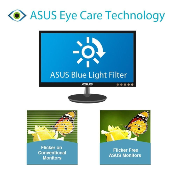 Asus LCD MX259H LED Backlight 25inch Wide IPS 5ms 80000000:1 1920x1080 HDMI/VGA Speaker Retail - V&L Canada