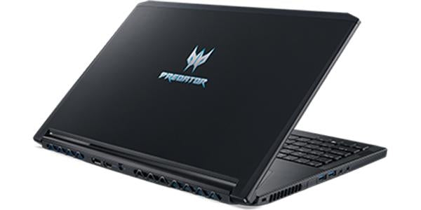 Acer Predator Triton 700 i7-7700HQ 16GB 512GB SSD GTX1060 6GB 15.6in FHD IPS Win10 Gaming Laptop (NH.Q2KAA.001) - V&L Canada