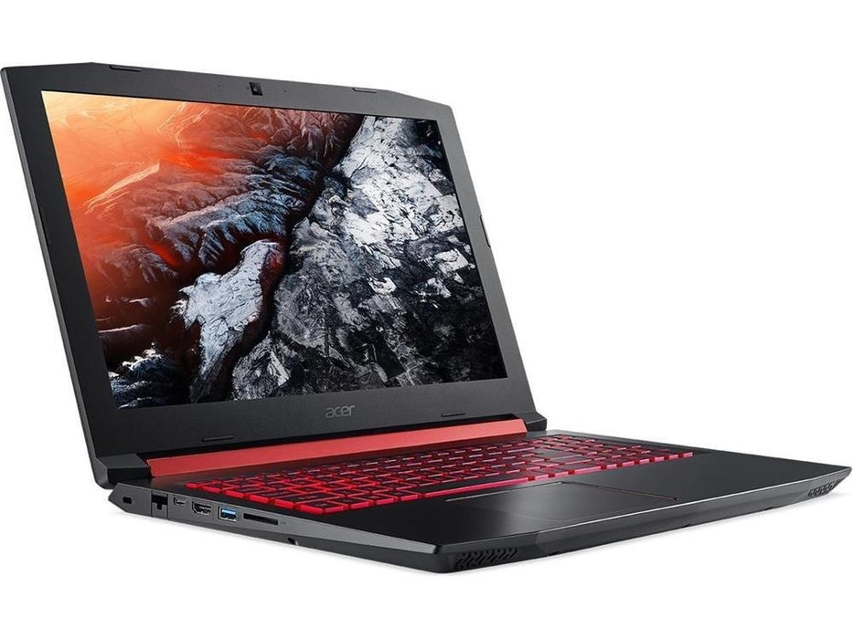 "Acer Nitro 5 AN515-51-705Q 2.8GHz i7-7700HQ 15.6"" 1920 x 1080pixels Black Notebook (NH.Q2QAA.014) - V&L Canada"