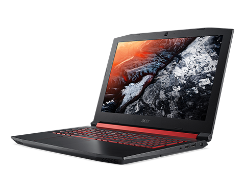 "Acer Nitro 5 AN515-51-58LK 2.5GHz i5-7300HQ 15.6"" 1920 x 1080pixels Black Notebook (NH.Q2RAA.007) - V&L Canada"