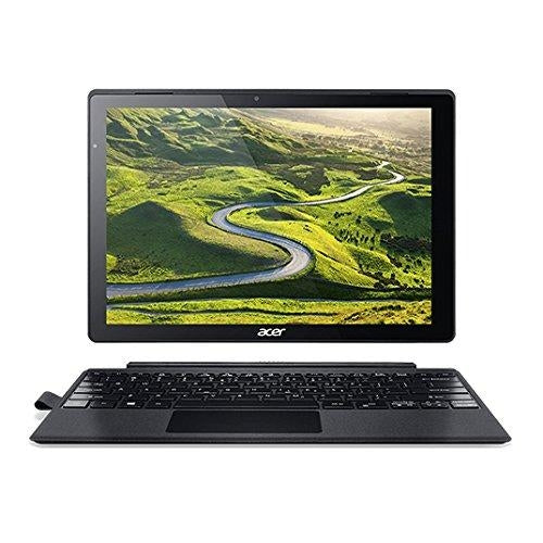 "Acer Aspire Switch Alpha 12 SA5-271-55Q6 2.3GHz i5-6200U 12"" 2160 x 1440pixels Touchscreen Black,Silver Hybrid (2-in-1) (NT.LCDAA.002) - V&L Canada"