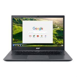 "Acer 14 for Work CP5-471-35T4 Chromebook - Intel Core i3-6100U 2.3GHz CPU, 4GB RAM, 32GB SSD, 14"" HD 1366 x 768, HD Graphics 520, 1x USB-C, HDMI, Bluetooth, Google Chrome OS - NX.GE8AA.002"