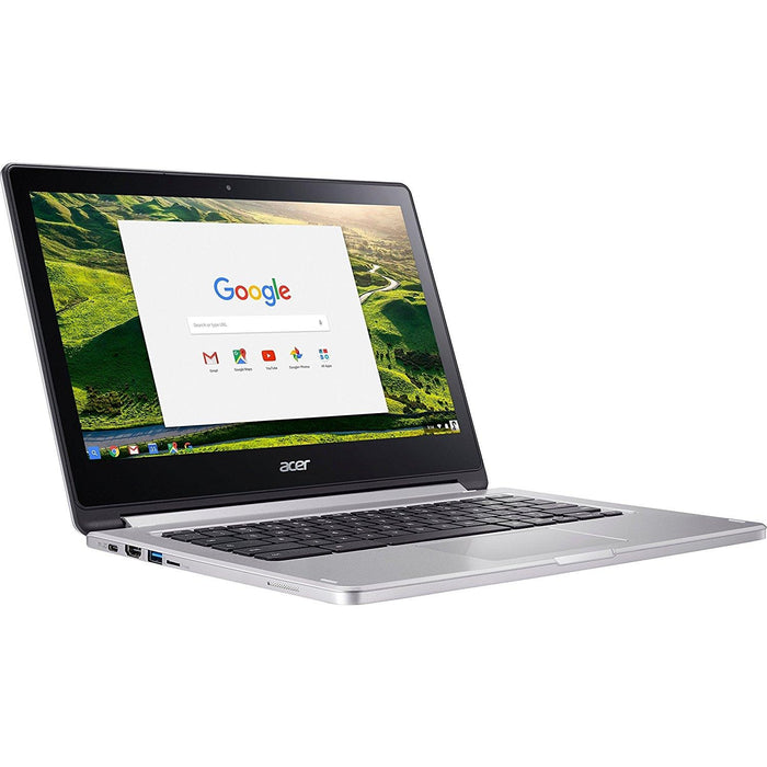 Acer Chromebook CB5-312T-K8Z9 13.3-Inch Multi-touch Screen Laptop (MediaTek MT8173 2.1GHz, 4GB LPDDR3, 32GB, Chrome OS) (NX.GL4AA.001) - V&L Canada