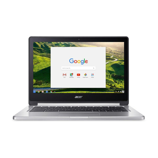 "Acer 13.3"" Full HD Touchscreen Chromebook (M8173C Pilot Quad-core ARM, 4GB, 32GB Storage) Chrome OS (NX.GL4AA.011) - V&L Canada"