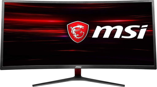 "MSI Optix MAG341CQ LED display 86.4 cm (34"") UltraWide Quad HD Curved Matt Black"