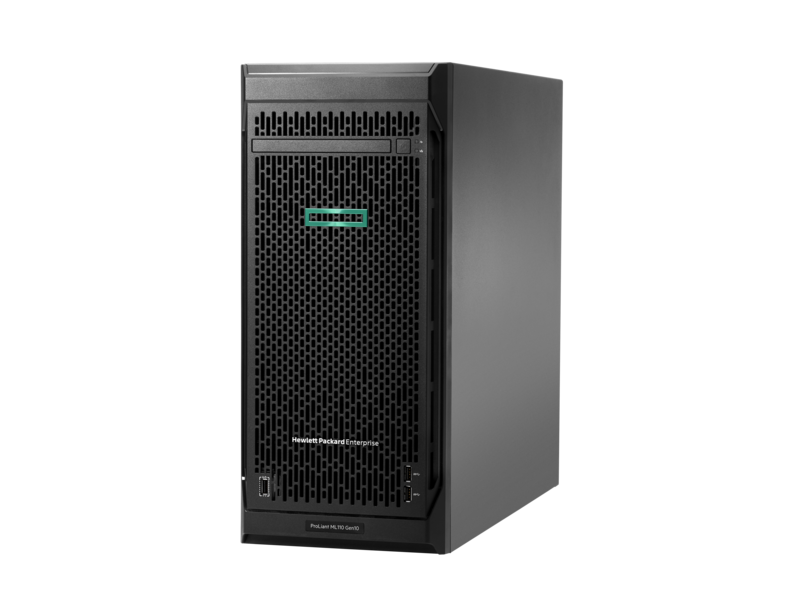 Hewlett Packard Enterprise ProLiant ML110 Gen10 server 1.8 GHz Intel® Xeon® 4108 Tower (4.5U) 550 W (P03686-S01)