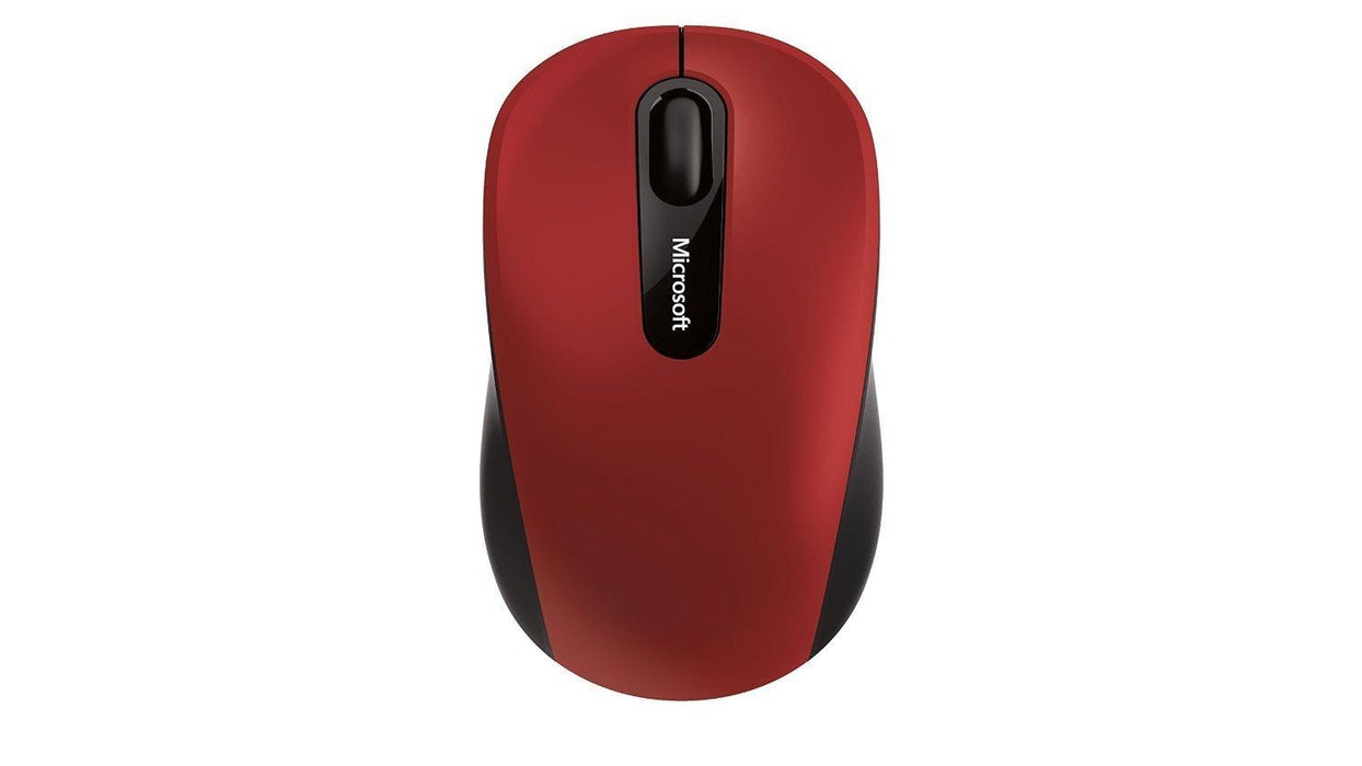 d669517b481 Microsoft Bluetooth Mobile Mouse 3600 Red mice (PN7-00012) - V&L Canada