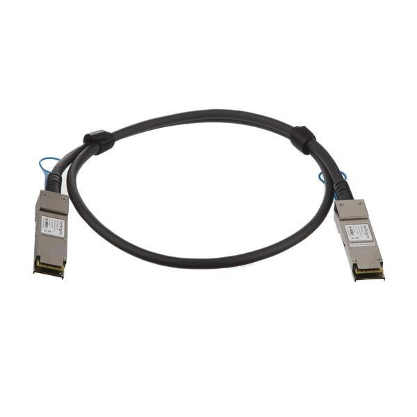 StarTech Cisco Compatible - QSFP+ Direct Attach Cable - 1 m (3.3 ft.) (QSFPH40GCU1M) - V&L Canada