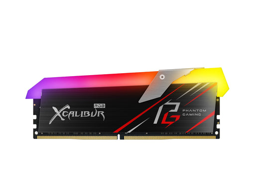 Team XCALIBUR Phantom Gaming RGB 16GB (2 x 8GB) 288-Pin DDR4 SDRAM DDR4 3200 (PC4 25600) Desktop Memory Model(TF8D416G3200HC16CDC01)