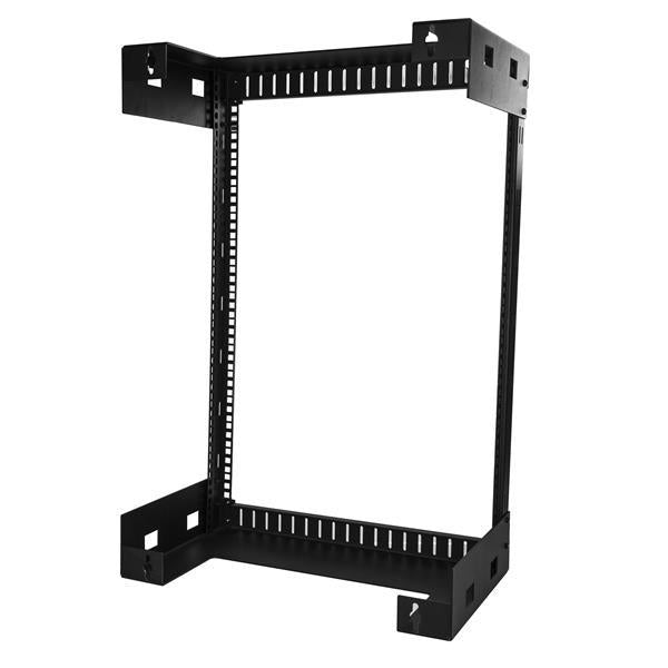 StarTech 15U Wall-Mount Server Rack - 12 in. Depth (RK15WALLO) - V&L Canada