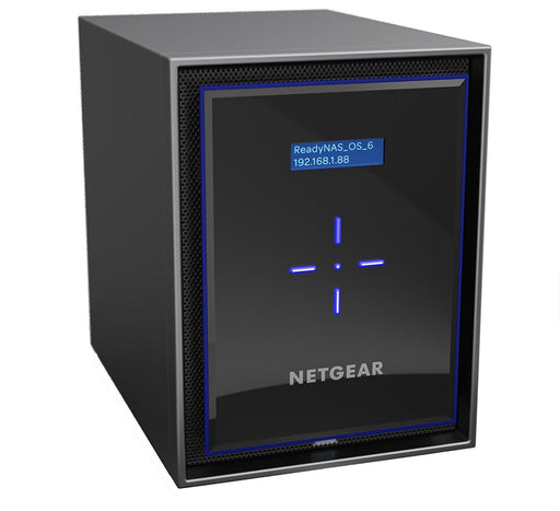 NETGEAR ReadyNAS 426 6-bay Network Attached Storage Diskless (RN42600-100NES) - V&L Canada