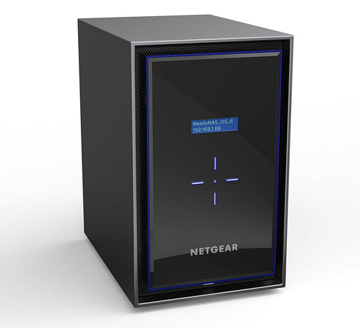 NETGEAR ReadyNAS 428 8-bay Network Attached Storage Diskless (RN42800-100NES) - V&L Canada