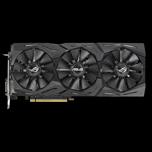 ASUS ROG-STRIX-GTX1070TI-8G-GAMING 8GB GDDR5