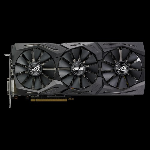 ASUS Video Card ROG-STRIX-RX580-8G-GAMING Radeon RX 580 8GB GDDR5 256Bit HDMI/DisplayPort Gaming Retail - V&L Canada