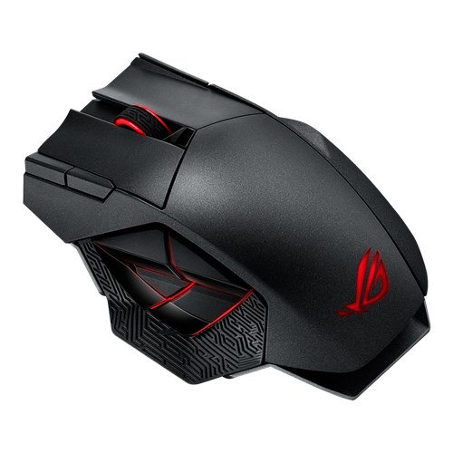Asus Mouse ROG Spatha RGB Wireless Wired Laser Gaming Mouse 8200dpi Retail - V&L Canada