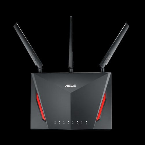 Asus Router RT-AC86U/CA AC2900 Dual-Band Gigabit Wi-Fi Router Retail - V&L Canada