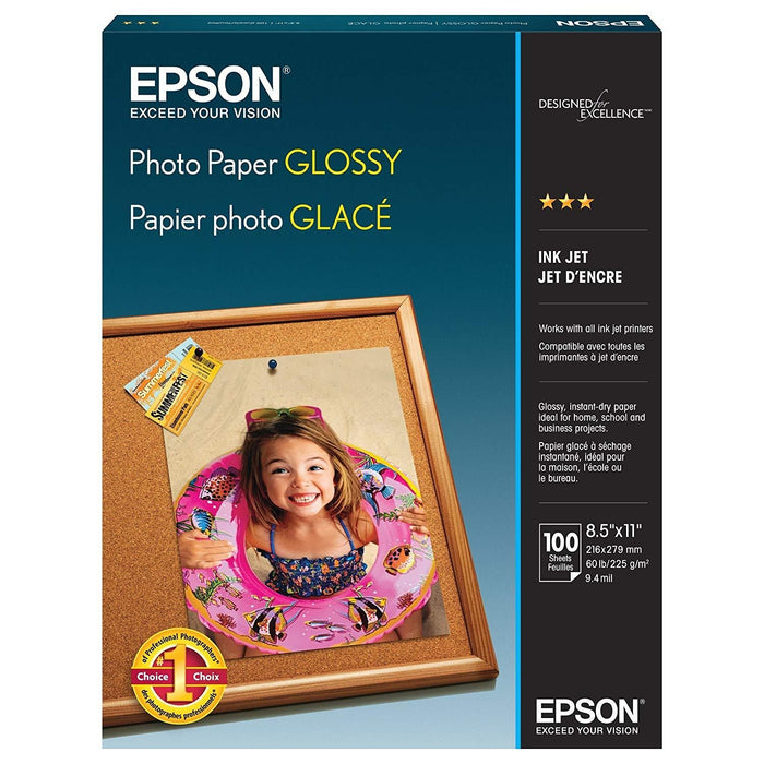 Epson Photo Paper Glossy photo paper (S041271)
