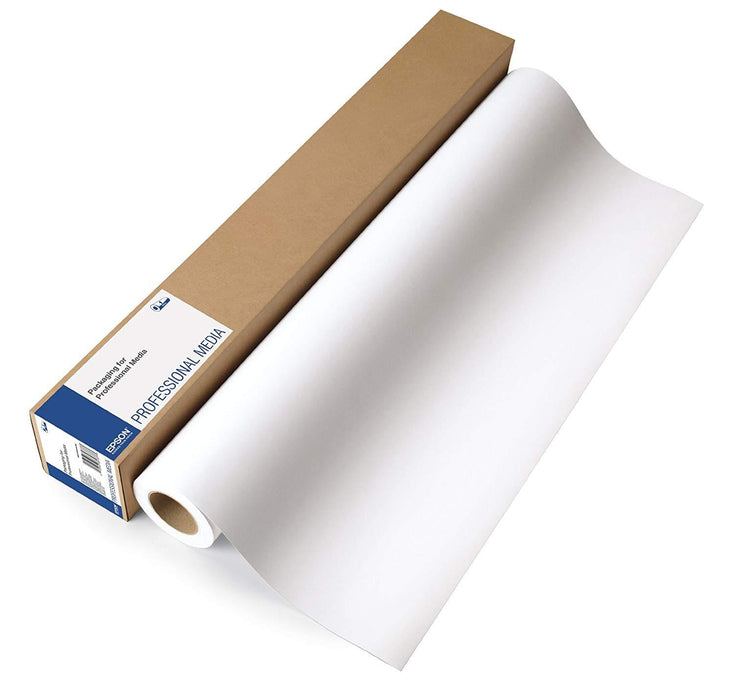 "Epson Doubleweight Matte Paper 64"" x 82' photo paper (S042138)"