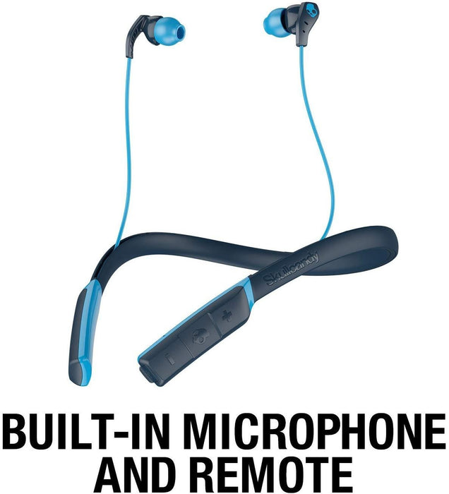Skullcandy Method Wireless Headset Neck-band Black,Blue (S2CDW-J477)
