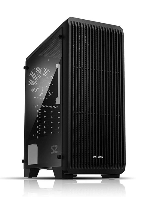 Zalman S2 ATX Mid-Tower Case