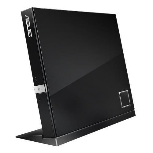ASUS SBC-06D2X-U Black optical disc drive (SBC-06D2X-U/BLK/G/AS) - V&L Canada