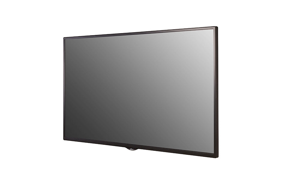 "LG 43SE3KD-B Video wall 43"" Full HD Black signage display"