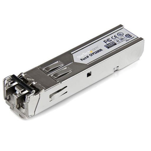 StarTech Gigabit 850nm Multi Mode SFP Fiber Optical Transceiver - LC 550m (SFPSXMM) - V&L Canada