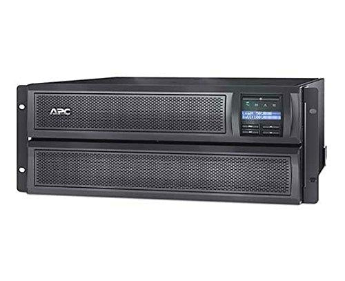 APC SMX2000LV 2000VA 10AC outlet(s) Rackmount/Tower Black uninterruptible power supply (UPS) - V&L Canada