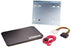 Kingston SSD Installation Kit - Includes 2.5 inch USB Enclosure, 3.5 inch Drive (SNA-B)