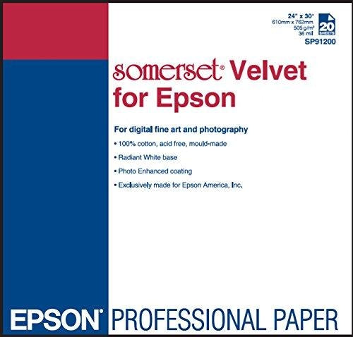 Epson SP91201 White photo paper - V&L Canada
