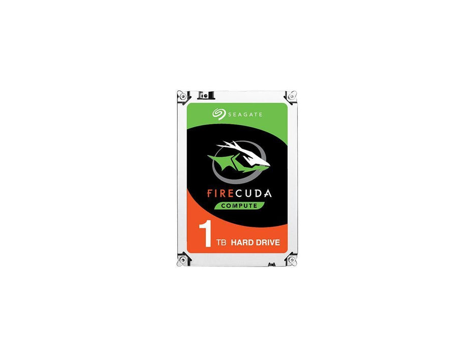 "Seagate FireCuda Gaming SSHD 1TB SATA 6.0Gb/s 2.5"" Notebooks / Laptops Internal Hard Drive - V&L Canada"
