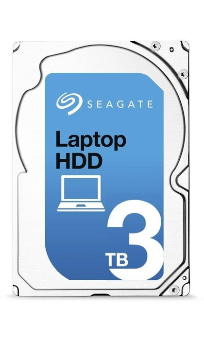 Seagate 3TB Laptop HDD SATA 6Gb/s 128MB Cache 2.5-Inch 15 mm Height Internal Hard Drive - V&L Canada