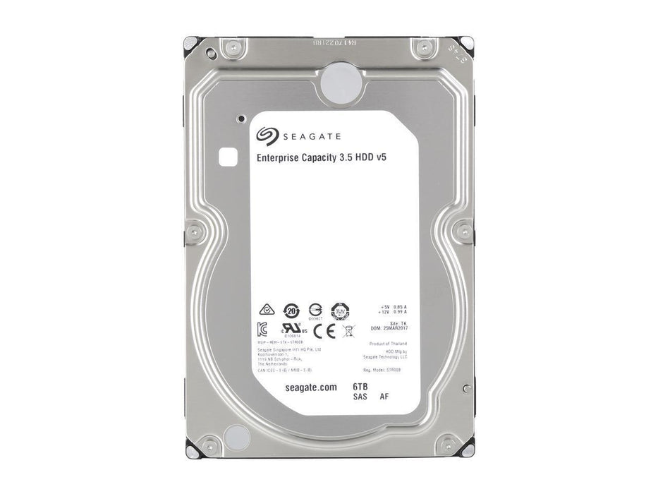 Seagate Enterprise ST6000NM0095 6000GB SAS internal hard drive - V&L Canada