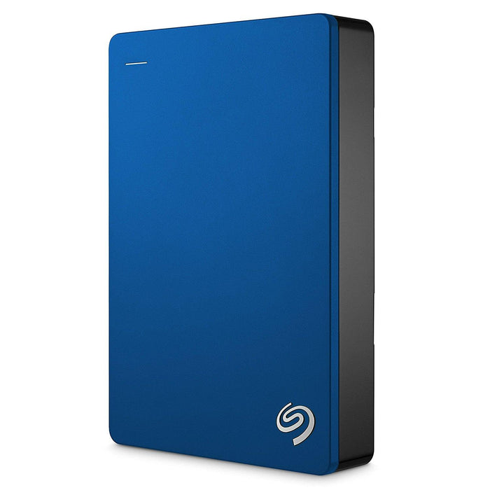 Seagate Backup Plus Portable 4TB 4000GB Blue external hard drive (STDR4000901)